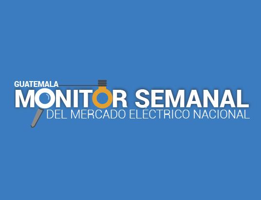 monitor semanal