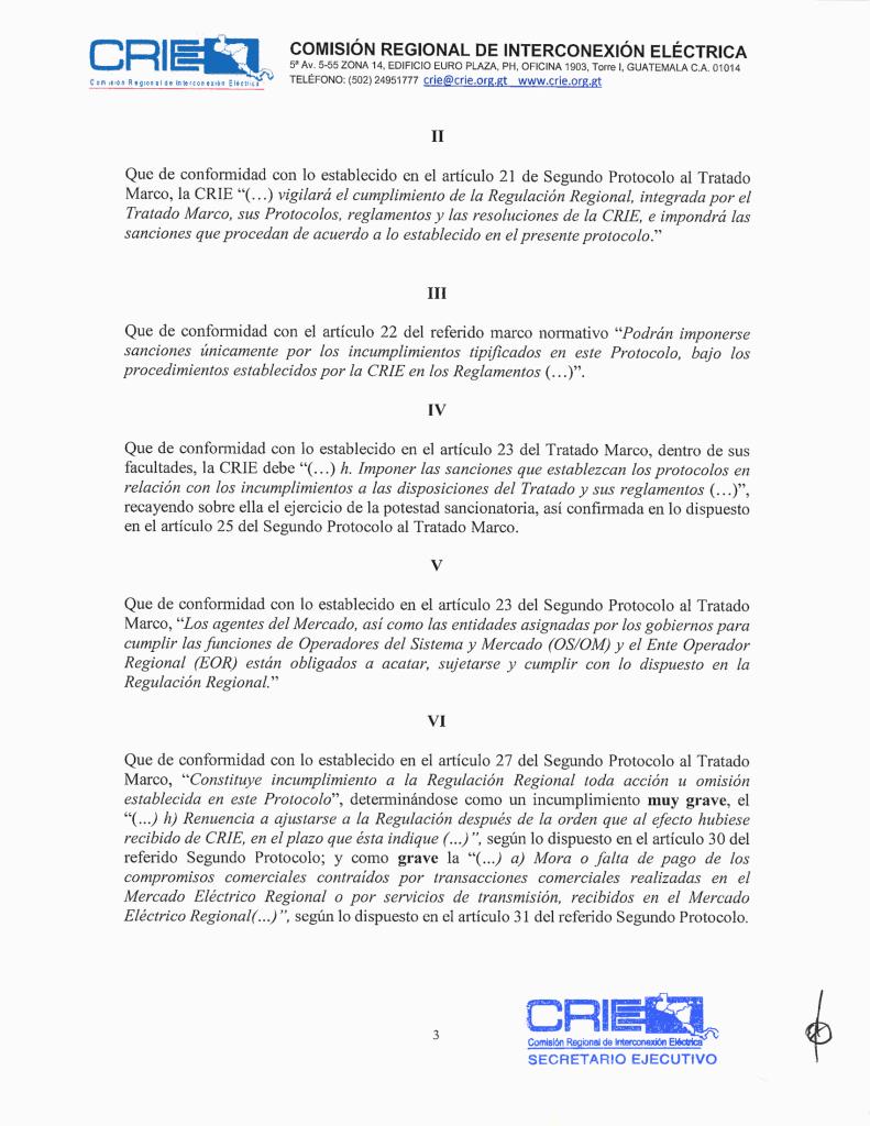 Prov. CRIE-PS-09-2018-01 CRIE a AMM formación de sancionatorio CRIE-PS-09-2018-4